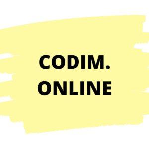 Онлайн школа программирования CODIM.ONLINE