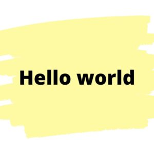 онлайн школа программирования Hello world: информация, отзывы